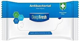 Kup Antybakteryjne chusteczki nawilżane, 15 szt. - Aksan Deep Fresh Antibacterial Wet Wipes