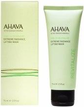 Kup Ekstremalnie liftingująca maseczka do twarzy - Ahava Time to Revitalize Extreme Radiance Lifting Mask