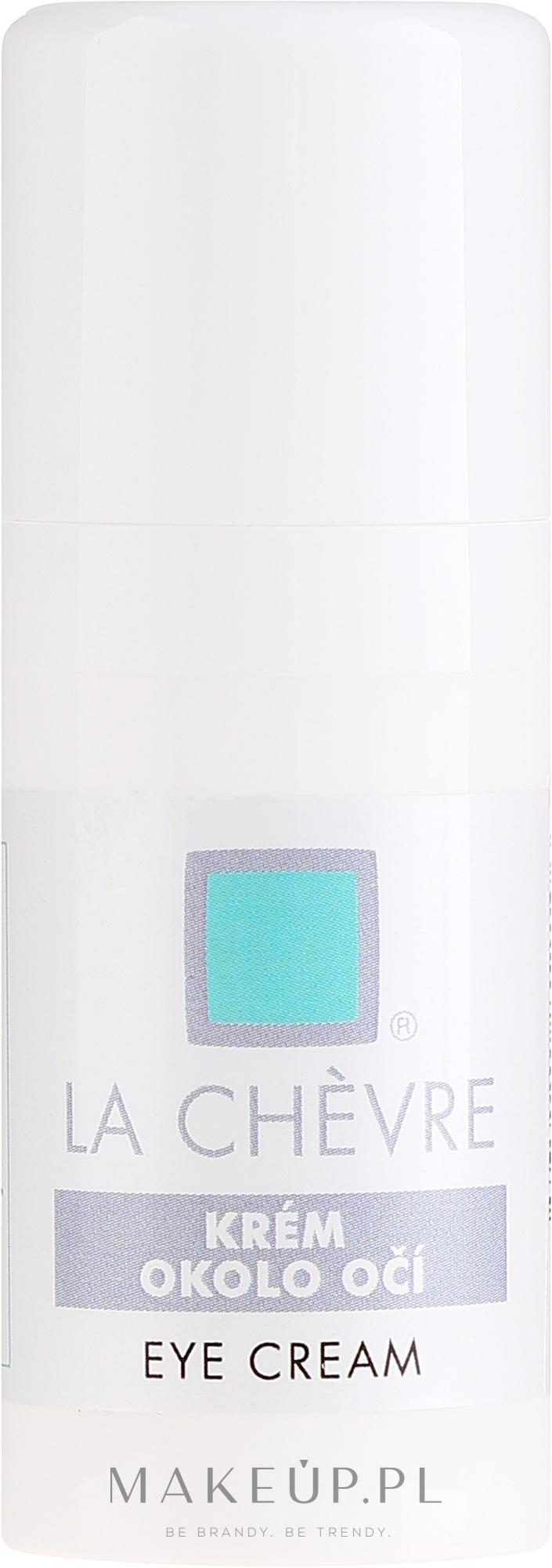 Przeciwzmarszczkowy krem pod oczy - La Chévre Épiderme Eye Contour Cream — фото 15 g