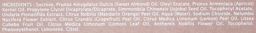 Słodko-słony peeling - Thalgo Sweet and Savoury Body Scrub — фото N4