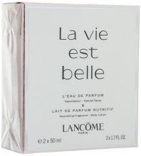 Kup Lancome La Vie Est Belle - Zestaw (edp 50 ml + b/lot 50 ml)