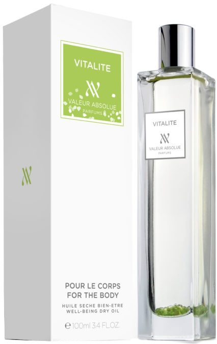 Valeur Absolue Vitalite Dry Oil - Suchy olejek do ciała — фото N1