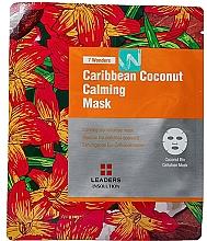 Kup Nawilżająca maseczka do twarzy - Leaders 7 Wonders Caribbean Coconut Calming Mask