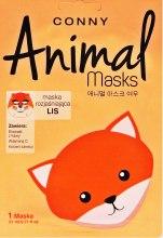 Kup Rozjaśniająca maseczka do twarzy Lis - Conny Animal Essence Mask