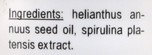 Naturalny olej ze spiruliny - E-Fiore — фото N5