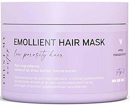 Kup Emolientowa maska do włosów niskoporowatych - Trust My Sister Low Porosity Hair Emollient Mask