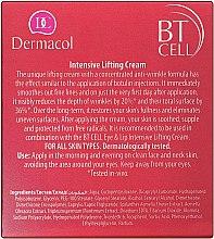 Krem intensywnie liftingujący do twarzy - Dermacol BT Cell Intensive Lifting Cream — фото N4