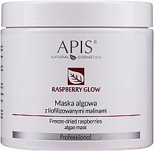 Kup Maska algowa z liofilizowanymi malinami - APIS Professional Raspberry Glow Algae Mask
