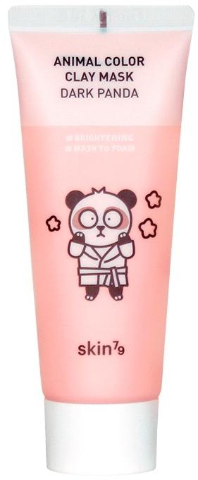 Rozjaśniająca maska glinkowa do twarzy - Skin79 Animal Color Clay Mask Dark Panda — фото N1