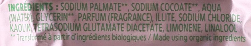 Naturalne mydło w kostce Czerwona glinka - Ma Provence Red Clay Nature Soap — фото N3
