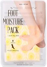 Kup Nawilżająca maska do stóp - Kocostar Foot Moisture Pack Yellow