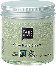 Kup Krem do rąk z oliwą z oliwek - Fair Squared Olive Hand Cream