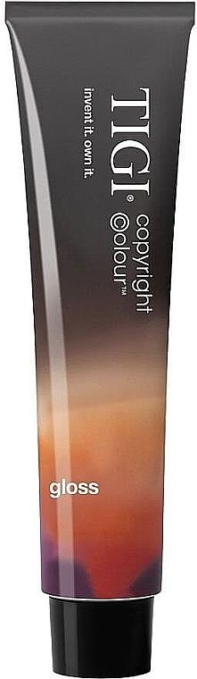 Półtrwały krem do koloryzacji włosów - TIGI Copyright Colour Gloss — фото N2