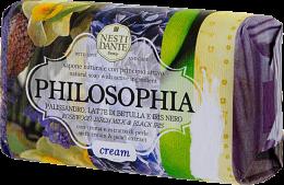 Kup Mydło kosmetyczne Palisander, mleko brzozowe i czarny irys - Nesti Dante Philosophia Cream