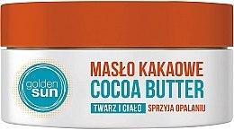 Kup Masło kakaowe do twarzy i ciała - Golden Sun