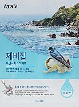 Kup Maska w płachcie do twarzy z ekstraktem z jaskółczych gniazd - Esfolio Bird's Nest Essence Mask Sheet