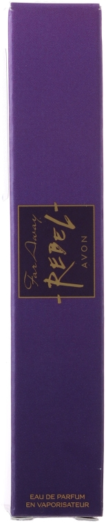 Avon Far Away Rebel - Woda perfumowana (mini)