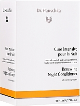 Kup Kuracja w ampułkach na noc - Dr. Hauschka Renewing Night Conditioner