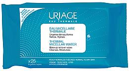 Kup PRZECENA! Oczyszczające chusteczki do twarzy - Uriage Eau Micellaire Thermale Make-up Remover Wipes *