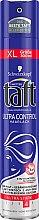 Ekstramocny lakier do włosów - Schwarzkopf Taft Ultra Control Hairspray — фото N3