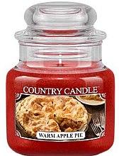 Kup Świeca zapachowa - Country Candle Warm Apple Pie
