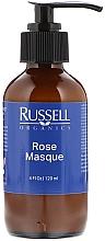 Kup Kremowa maska do skóry dojrzałej, wrażliwej i suchej - Russell Organics Rose Mask