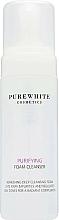 Kup Oczyszczająca pianka do mycia twarzy - Pure White Cosmetics Purifying Foam Cleanser
