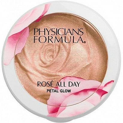 Kremowy puder do twarzy - Physicians Formula Rosé All Petal Glow — фото N1