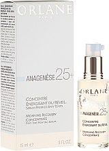 Kup Serum do twarzy na pierwsze oznaki starzenia skóry - Orlane Anagenèse 25+ Morning Recovery Concentrate First Time-Fighting Serum