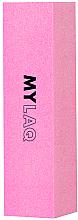 Kup Polerka do paznokci, ziarnistość 240, różowa - MylaQ
