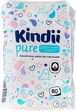Kup Waciki dla dzieci Kindii, 60 szt. - Cleanic Kids Care Cotton Pads