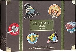 Kup Bvlgari Man Wood Essence - Zestaw (edp/100ml + edp/15ml)