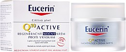 Kup Przeciwzmarszczkowy krem do twarzy na noc - Eucerin Q10 Active Night Cream