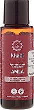 Kup Szampon dodający włosom objętości Amla - Khadi Amla Shampoo