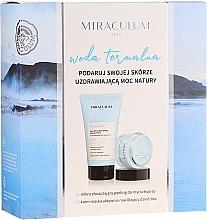 Kup Zestaw - Miraculum Woda Termalna (scrub/150ml + cr/mask/50ml)