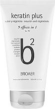 Kup Szampon do włosów - Broaer B2 Keratin Plus Nourish And Regenerate Shampoo