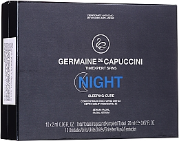 Kup Kompleks do twarzy na noc - Germaine de Capuccini Timexpert SRNS Night Sleeping-Cure
