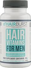 Kup Witaminy w kapsułkach na wzrost i wzmocnienie włosów dla mężczyzn - Hairburst For Men Hair Vitamins