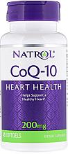 Kup Naturalny suplement CoQ-10, 200 mg - Natrol CoQ-10 Heart Healh