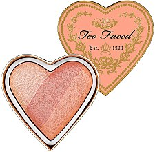 Kup Potrójny wypiekany róż do policzków - Too Faced Sweethearts Perfect Flush Blush