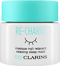 Kup Maska do twarzy na noc Relaks - Clarins My Clarins Re-Charge Relaxing Sleep Mask