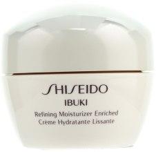 Kup Krem nawilżający przeciw oznakom zmęczenia - Shiseido Ibuki Refining Moisturizer Enriched Creme