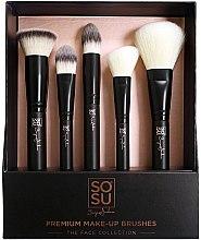 Kup Zestaw pędzli do makijażu - Sosu by SJ Premium Makeup Brushes