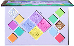 Kup Paleta cieni do powiek - Moira Like A Princess Palette