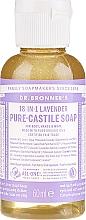 Kup Mydło w płynie Lawenda - Dr. Bronner's 18-in-1 Pure Castile Soap Lavender