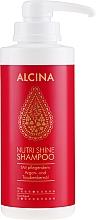 Kup Odżywczy szampon do włosów - Alcina Nutri Shine Oil Shampoo