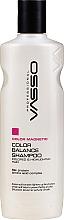 Kup Szampon do włosów farbowanych - Vasso Professional Color Balance Shampoo