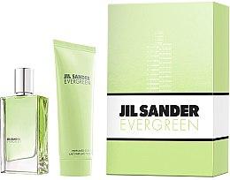 Kup Jil Sander Evergreen - Zestaw (edt/30ml + body/lot/75ml)