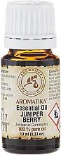 Kup PRZECENA! 100% naturalny olejek jałowcowy - Aromatika*