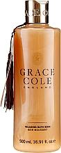Kup Płyn do kąpieli - Grace Cole Boutique Oud Accord & Velvet Musk Relaxing Bath Soak